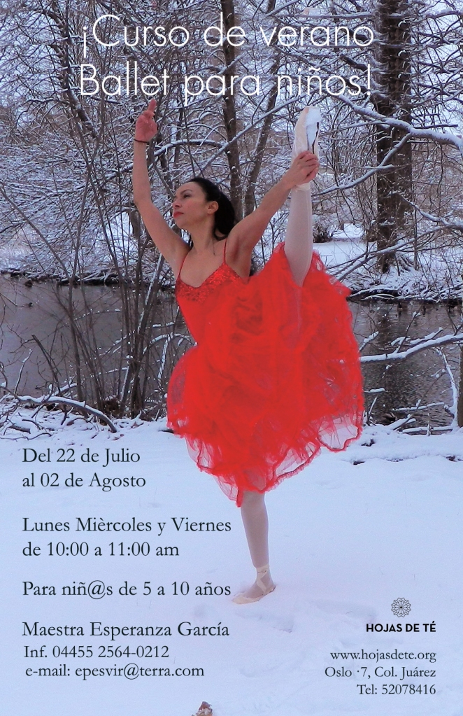Verano Ballet - Esperanza G.