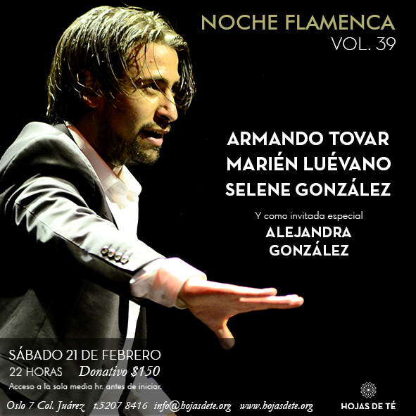 Noche Flamenca 21FEB