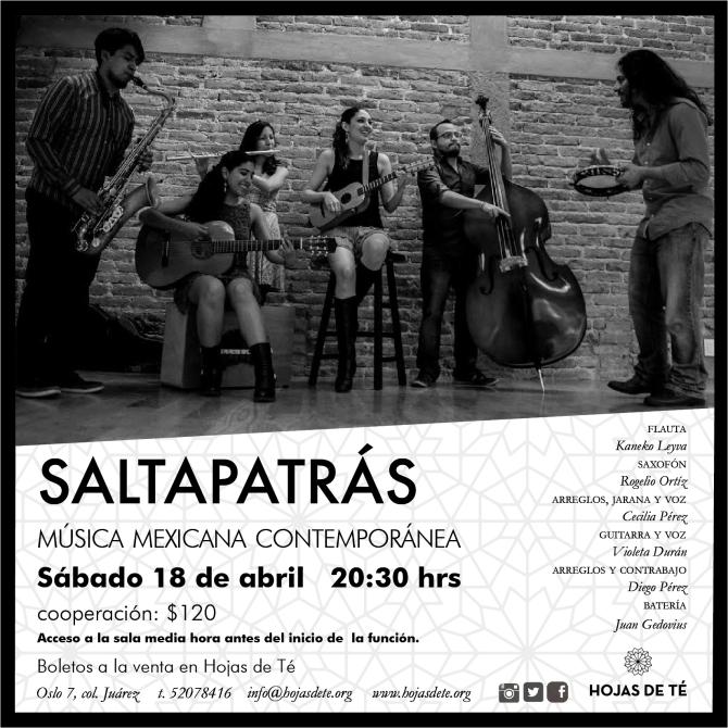 SALTAPATRAS