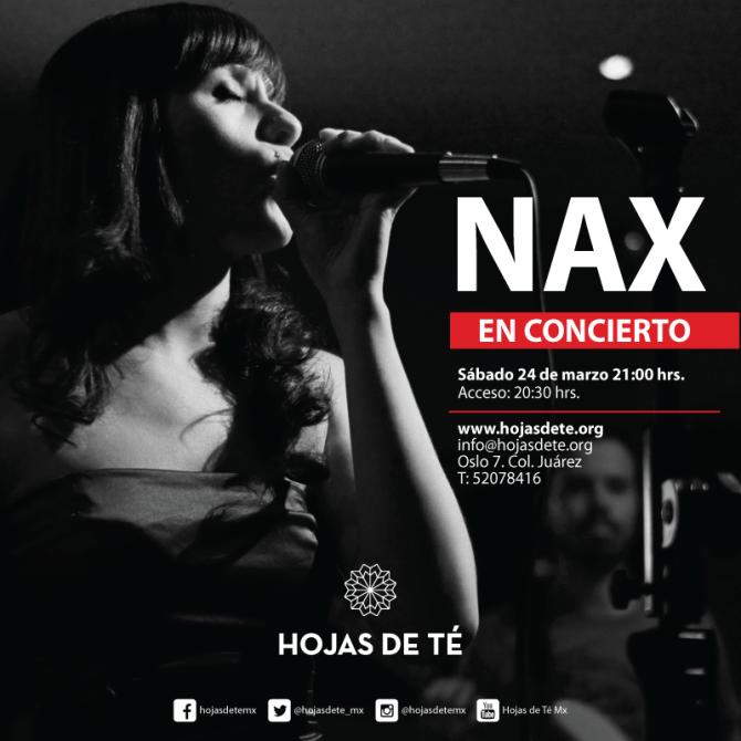 11)Nax-en-concierto