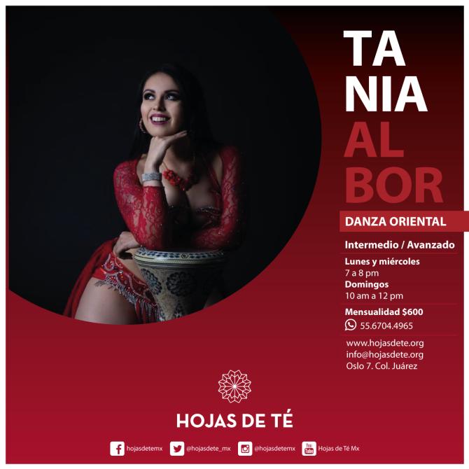 33)Clases_-Tania-Albor